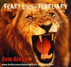 Sew-Along – Fearless February