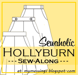 Sew-Along &#8211; Sewaholic Hollyburn Skirt